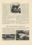 1914 8 6 National Makes National Runabout a Sleeping Car THE AUTOMOBILE Aug 6 1914 8×12 page 275