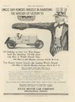 1915 10 20 STUTZ UNCLE SAM HONORS HIMSELF IN AWARDING THE WREATH OF VICTORY TO STUTZ MOTOR WORLD 8.5″×11.5″ page 51