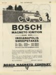 1916 6 8 BOSCH MAGNETO IGNITION AGAIN WINS INDIANAPOLIS SWEEPSTAKES THE AUTOMOBILE 8.5″×11.5″ page 133
