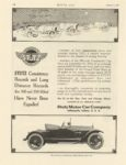 1917 1 4 STUTZ STUTZ Consistency Records and Long Distance Records (for 300 and 350 miles) Have Never Been Equaled MOTOR AGE January 4, 1917 page 148