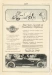 1917 1 STUTZ Americas Favorite on Speedway and Highway MoToR 9″×13.5″ page 16