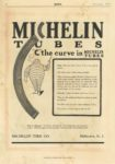 """1917 10 MICHELIN """"C"""" the curve in MICHELIN TUBES MoToR 9″×13″ page 24"""
