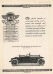 1917 STUTZ The official records of consistent daily service MOTOR LIFE MOTOR PRINT 9″×12.5″ page 2