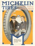 1918 1 2 MICHELIN Tires MOTOR AGE page 1