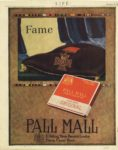 "1919 9 18 PALL MALL Cigarettes Victoria Cross – British LIFE September 18, 1919 8.5""x11"""