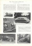 1935 11 CARS IN PREVIEW THE SPUR by Thomas L Hibbard STOUT Scarab 10×14 page 59 1