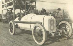 1914 ca. MYSTERY CAR No. 8 photograph 11″x7″