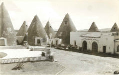1952 2 15 Zacatlan Mexico 330 years old silos RPPC front