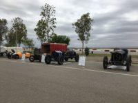 2017 5 5 MORGAN 3 Wheeler, 1925 Lakester, 1916 NATIONAL Six, 1911 NATIONAL Speedway Roadster VARA Buttonwillow Race Track