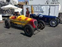 2017 8 17 GILMORE SPEEDWAY Special Jim Long and student HMSA Monterey Historics Mazda Raceway Laguna Seca, CAL