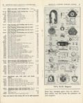 AMERICAN BOSCH MAGNET CORP'N TYPE DU MAGNETO for GASOLINE ENGINES OF 1, 2, 3, 4 AND 6 CYLINDERS CATALOG 50 10-1-1919 pages 24 & 25