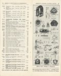 AMERICAN BOSCH MAGNET CORP'N TYPE DU MAGNETO for GASOLINE ENGINES OF 1, 2, 3, 4 AND 6 CYLINDERS CATALOG 50 10-1-1919 pages 26 & 27