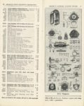 AMERICAN BOSCH MAGNET CORP'N TYPE DU MAGNETO for GASOLINE ENGINES OF 1, 2, 3, 4 AND 6 CYLINDERS CATALOG 50 10-1-1919 pages 30 & 31