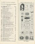 AMERICAN BOSCH MAGNET CORP'N TYPE DU MAGNETO for GASOLINE ENGINES OF 1, 2, 3, 4 AND 6 CYLINDERS CATALOG 50 10-1-1919 pages 34 & 35