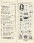 AMERICAN BOSCH MAGNET CORP'N TYPE DU MAGNETO for GASOLINE ENGINES OF 1, 2, 3, 4 AND 6 CYLINDERS CATALOG 50 10-1-1919 pages 38 & 39