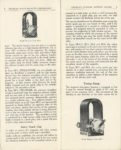 AMERICAN BOSCH MAGNET CORP'N TYPE DU MAGNETO for GASOLINE ENGINES OF 1, 2, 3, 4 AND 6 CYLINDERS CATALOG 50 10-1-1919 pages 4 & 5
