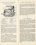 AMERICAN BOSCH MAGNET CORP'N TYPE DU MAGNETO for GASOLINE ENGINES OF 1, 2, 3, 4 AND 6 CYLINDERS CATALOG 50 10-1-1919 pages 6 & 7