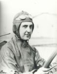 1911 ca. Ray Harroun Indianapolis 500 official 8″×10″ photograph front