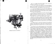1911 CASE Instructions for Operating CASE CARS J.I. Case Threshing Machine Co. Racine, WIS AACA Library xerox pages 14 & 15