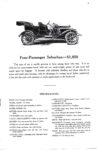 1911 CASE The CASE Car Formerly the Pierce-Racine The Car With the Famous Engine Announcement AACA Library xerox page 5