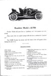 1911 CASE The CASE Car Formerly the Pierce-Racine The Car With the Famous Engine Announcement AACA Library xerox page 7