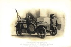 """1909 Chalmers Detroit """"30"""" FROM FLAG TO FLAG AACA Library page 4"""