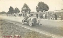 1912 ca STUTZ STURDY STUTZ Car No 21 RPPC front