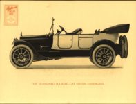 """1914 Packard TWIN SIX """"1-25"""" AND """"1-35"""" PACKARD MOTOR CAR COMPANY, DETROIT, MICHIGAN Antique Automobile Club of America Library page 20"""