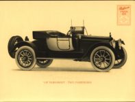 """1914 Packard TWIN SIX """"1-25"""" AND """"1-35"""" PACKARD MOTOR CAR COMPANY, DETROIT, MICHIGAN Antique Automobile Club of America Library page 21"""