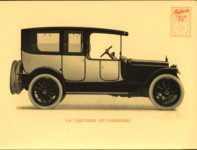 """1914 Packard TWIN SIX """"1-25"""" AND """"1-35"""" PACKARD MOTOR CAR COMPANY, DETROIT, MICHIGAN Antique Automobile Club of America Library page 22"""