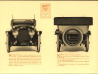 """1914 Packard TWIN SIX """"1-25"""" AND """"1-35"""" PACKARD MOTOR CAR COMPANY, DETROIT, MICHIGAN Antique Automobile Club of America Library page 24"""