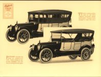 """1914 Packard TWIN SIX """"1-25"""" AND """"1-35"""" PACKARD MOTOR CAR COMPANY, DETROIT, MICHIGAN Antique Automobile Club of America Library page 25"""