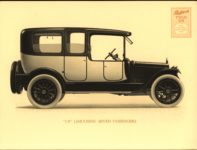 """1914 Packard TWIN SIX """"1-25"""" AND """"1-35"""" PACKARD MOTOR CAR COMPANY, DETROIT, MICHIGAN Antique Automobile Club of America Library page 27"""