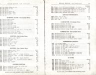1914 Stutz PARTS PRICE LIST and INSTRUCTION BOOK SERIES E AACA Library xerox page 12 & 13