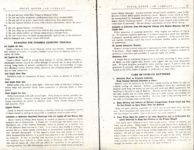 1914 Stutz PARTS PRICE LIST and INSTRUCTION BOOK SERIES E AACA Library xerox page 34 & 35