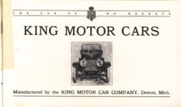 1914 The KING of Low Priced CARS AACA Library page 1