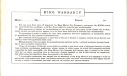 1914 The KING of Low Priced CARS AACA Library page 17