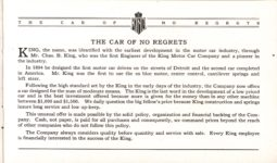 1914 The KING of Low Priced CARS AACA Library page 3
