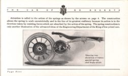 1914 The KING of Low Priced CARS AACA Library page 5