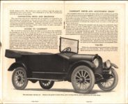 1915 KING MOTOR CARS EIGHT CYLINDER MODEL D AACA Library page 8 9