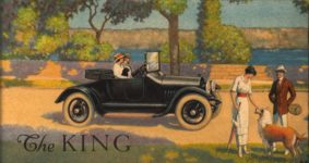 1915 The KING JAN 29 1915 MODEL C AACA Library Back cover