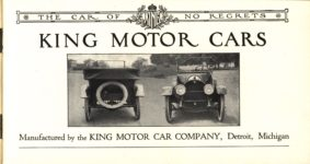 1915 The KING JAN 29 1915 MODEL C AACA Library page 1
