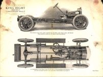 "1916 KING EIGHT ""CHALLENGER"" MODEL E AACA Library page 12 13"