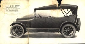 "1916 KING EIGHT ""CHALLENGER"" MODEL E AACA Library page 2 3 4"