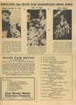 1950 Minnesota State Fair official program 8″x10.5″ page 13