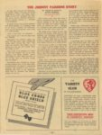 1950 Minnesota State Fair official program 8″x10.5″ page 20