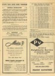 1950 Minnesota State Fair official program 8″x10.5″ page 4