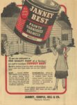 1950 Minnesota State Fair official program 8″x10.5″ page 8