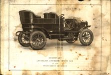 1904 STURTEVANT LEVERLESS AUTOMATIC MOTOR CAR OF 1904 AACA Library page 1