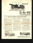 1909 6 26 Chalmers-Detroit 1910 To the 800 Disappointed THE SATURDAY EVENING POST AACA Library left page 20